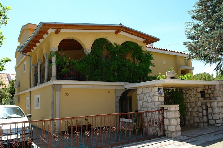 Apartment Oaza (62821-A3) - Dramalj (Crikvenica) - Appartement