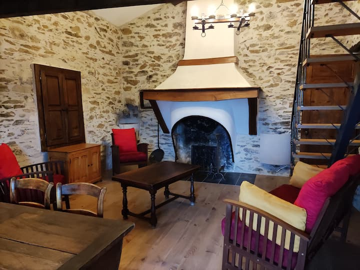 maison au calme  Languedoc