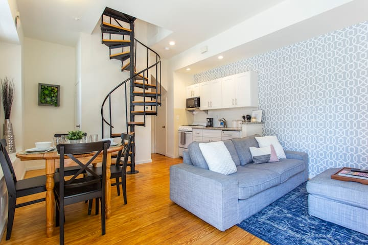 CHARMING 2 Bd STEPS Away From CENTER CITY!