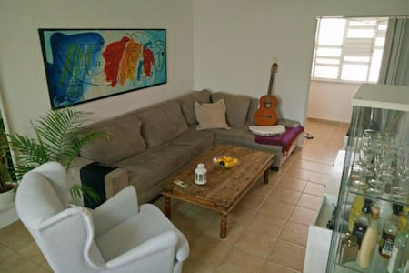 Cozy apt near Ben Gurion University & Soroka - Be'er Sheva - Apartmen
