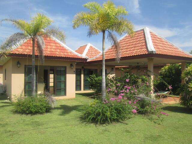 House in Bali Residence, Mae Phim, Thailand - Rayong - Ház