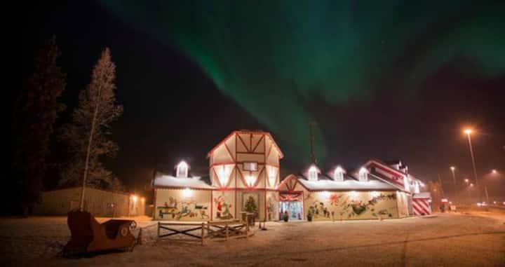 Cozy home in North Pole AK