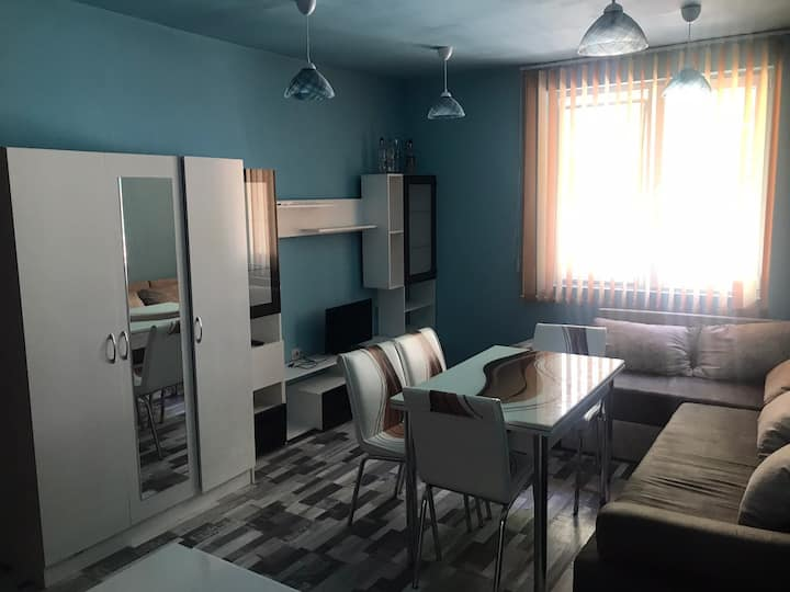 Beautiful apartment close to the center
