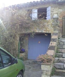 Maisonnette calme - Castelnou - 一軒家