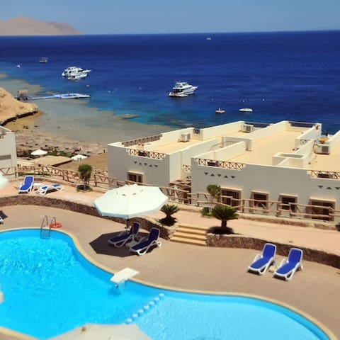 Sea view, Snorkeling , Diving Area - Sharm el sheikh - Apartment