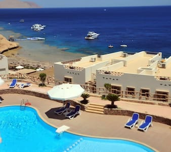 Sea view, Snorkeling , Diving Area - Sharm el sheikh - Apartamento