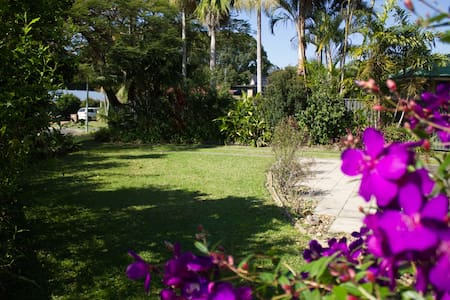 A Quiet Room With It's Own Access - Mullumbimby