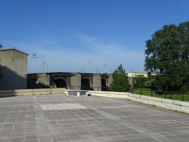 Carcassonne Centre Appart Médiéval Cité Parking ''