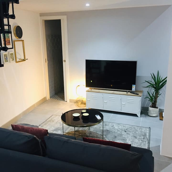 Modern 1 bedroom loft in the center of Malaga