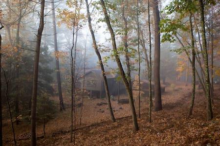 The Lumberland Cabin - Barryville - Blockhütte