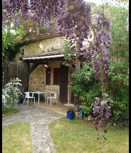 Rustic Cottage With Pool, Dordogne - Rumah