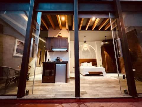 Joya arquitectónica en el Centro, Suite República