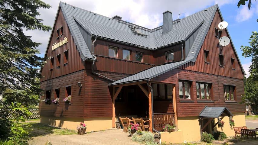 Kammbaude Wohnung 1