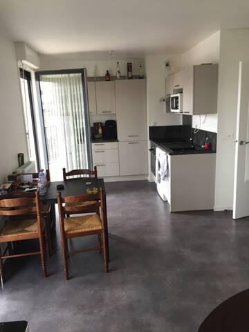 Superbe appartement de 46m2 neuf exposé plein sud