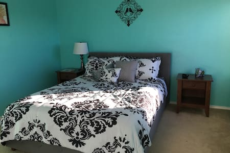 Happy/Cozy room near Lackland AFB and SeaWorld - San Antonio