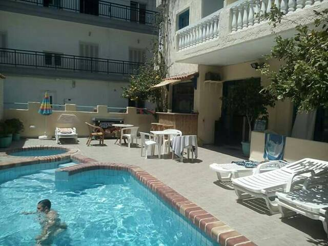 Aquarius Apartments Chersonissos - Limenas Chersonisou - Pis