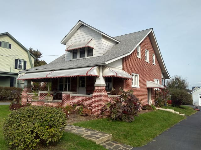 Cozy House in Witmer PA with Great Personality.