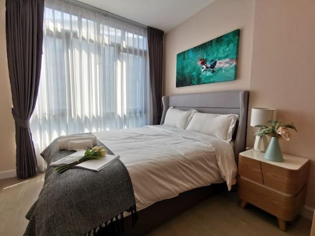 Modern Apartment near Chatuchak Weekend Market