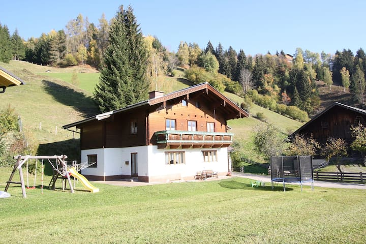 Knusse studio in Salzburgerland vlak bij de skilift