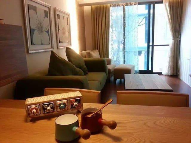 sweet home hot spring house - 礁溪鄉 - Apartament