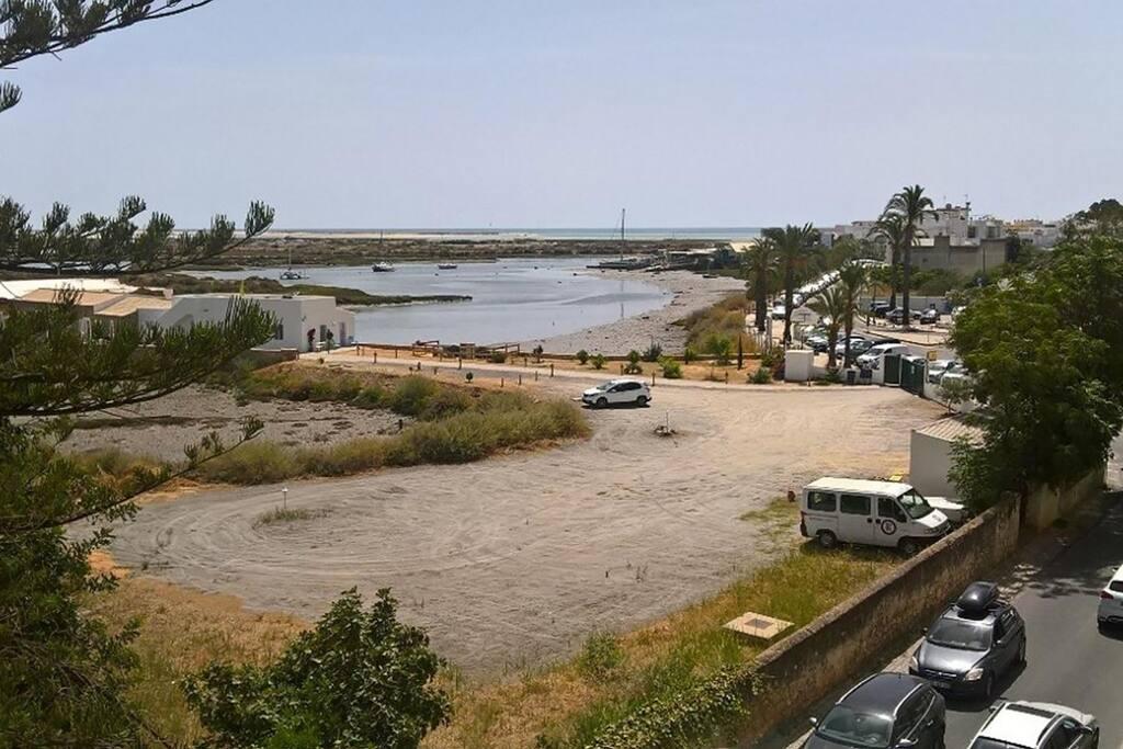 Vista para Ria Formosa