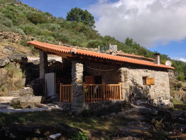 Ferienhaus in Portugal - Tinhela/Agordela  - Haus