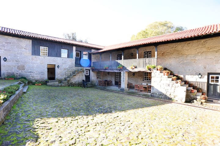 Quinta De Santo Estêvão, Manor House next to Gerês