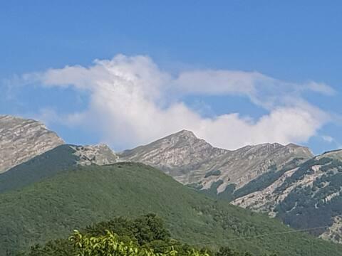 Regio Toscane Ideaal huis, mountainbiken, wandelen.