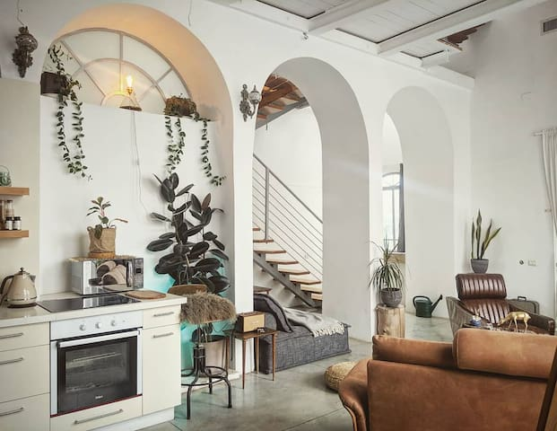 Luxury Spacious Artist Loft With Beach View
