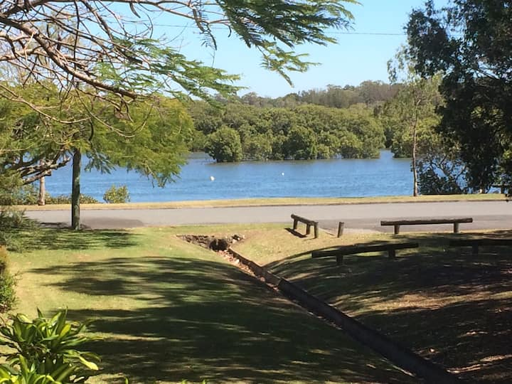 Coombabah river at your doorstep!