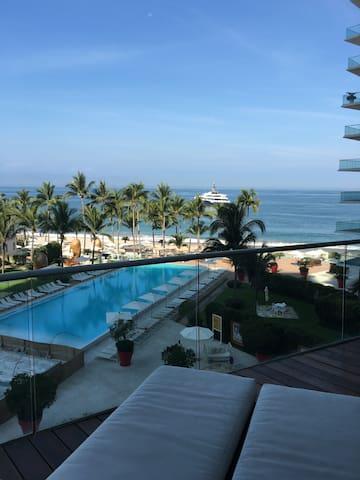 Icon Vallarta Luxury Condominium Beachfront