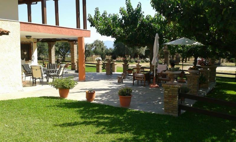 Villa Persa ένας μικρός παράδεισος - Lakkopetra
