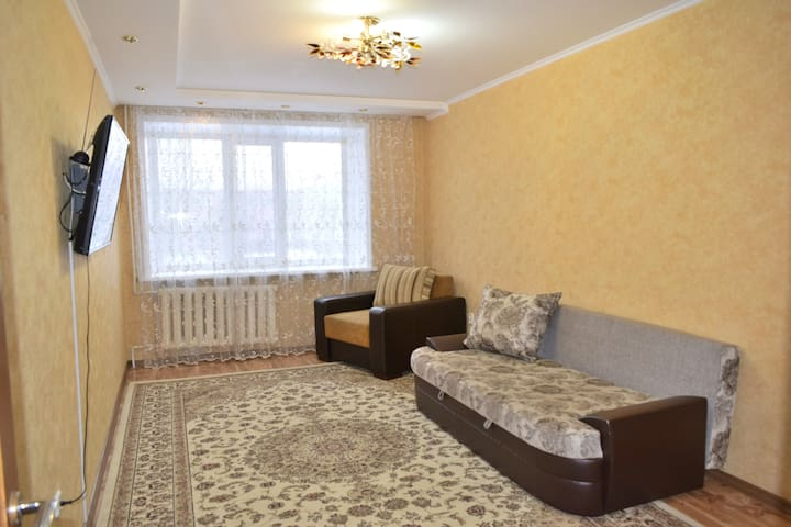 2-х комнатные апартаменты на Баймуканова 118