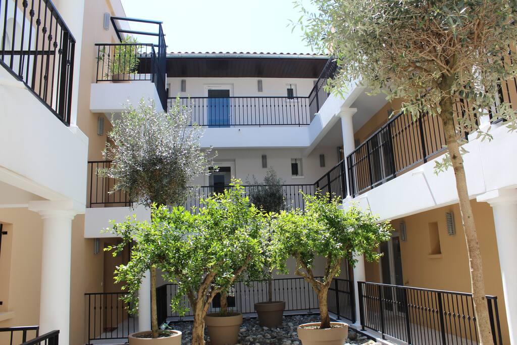 anglet 5 39 biarritz t2 terrasses parking wifi appartements louer anglet nouvelle. Black Bedroom Furniture Sets. Home Design Ideas