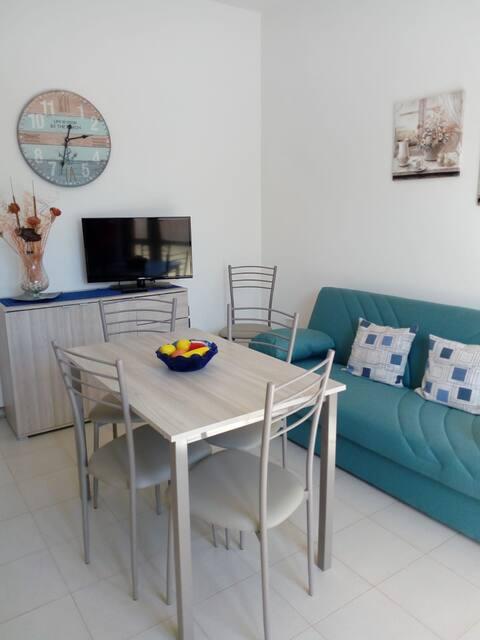 Appartamento nuovo vicino al mare zona Porto Ferro