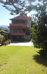 Garden Villa by the sea! - Agios Vasilios - Villa
