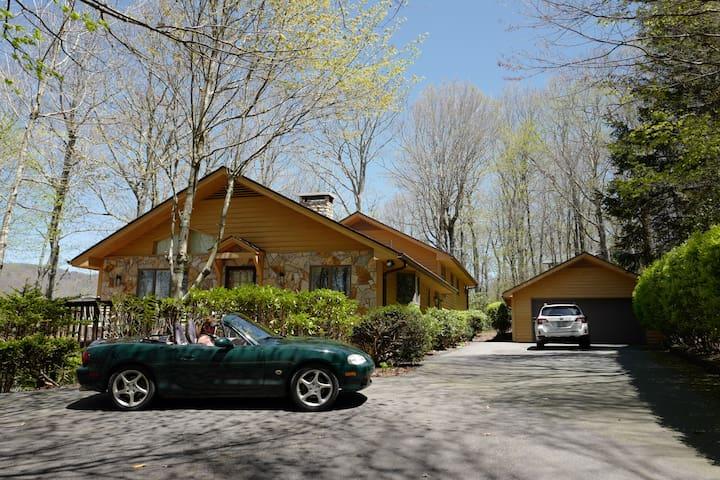 Linville Ridge Country Club Mountain Retreat