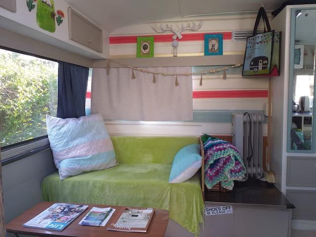 Kiwi Caravan in the tropics