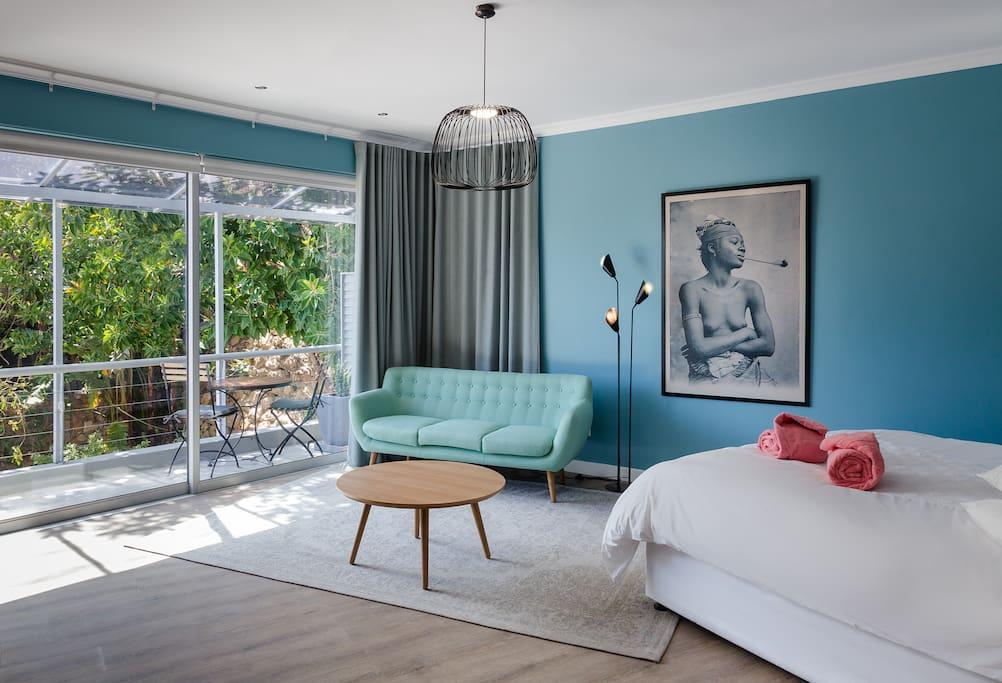 Lions Head Deluxe Room - Bedroom