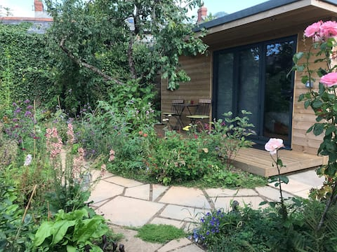 Cabine de jardin prune, Totnes