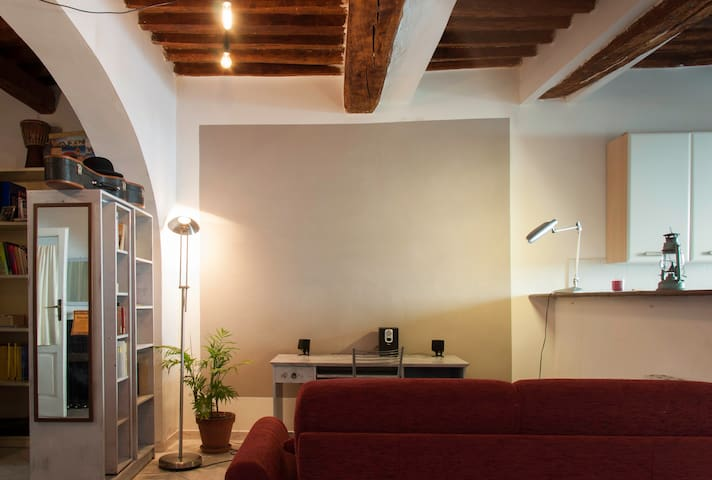 Cozy apartment close to the river - Pisa - Byt