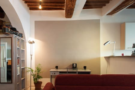 Cozy apartment close to the river - Pisa