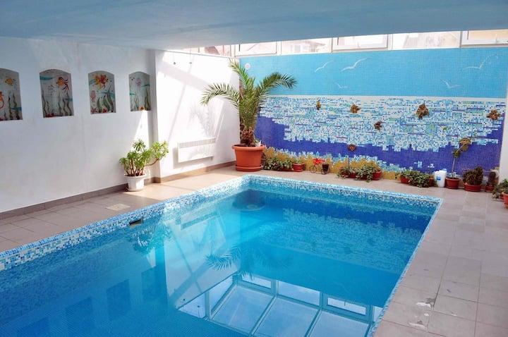 Villa with pool Arcadia area