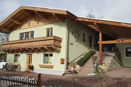 Ferienwohnung Fürthermoar - Aufhausen