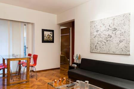 hermoso departamento en recoleta - Buenos Aires - Lägenhet