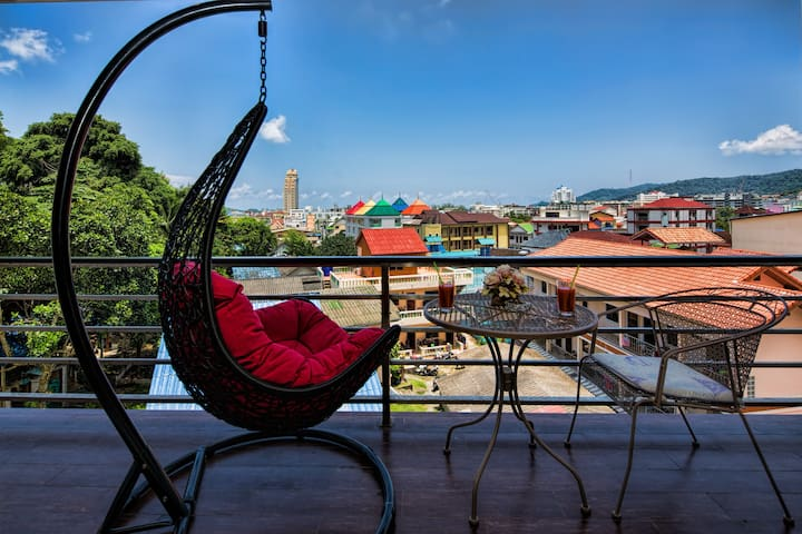 Cozy & Well Equipped Studio@ Patong, 40 sq.m.