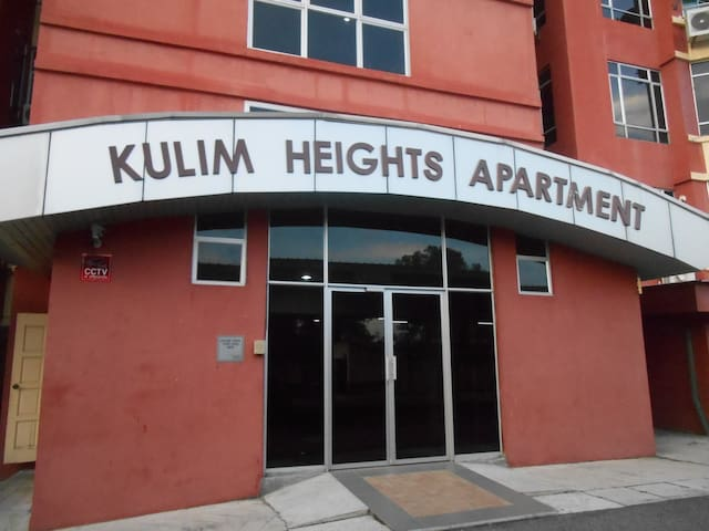 Kulim Golf & Country Resort - Kulim - Apartment