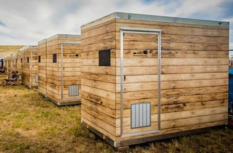 Heide Camp mit Reitplatz & Barfußweg Hohenleipisch
