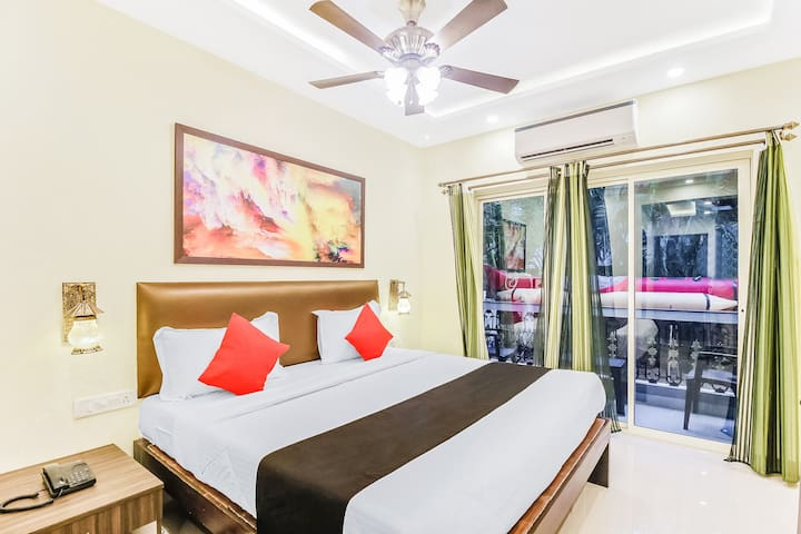 OYO Elegant 1 BR Stay Near Titos, Baga, Goa