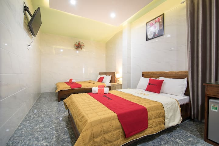 Cozy Family Room for 03 people, In Heart Da Nang